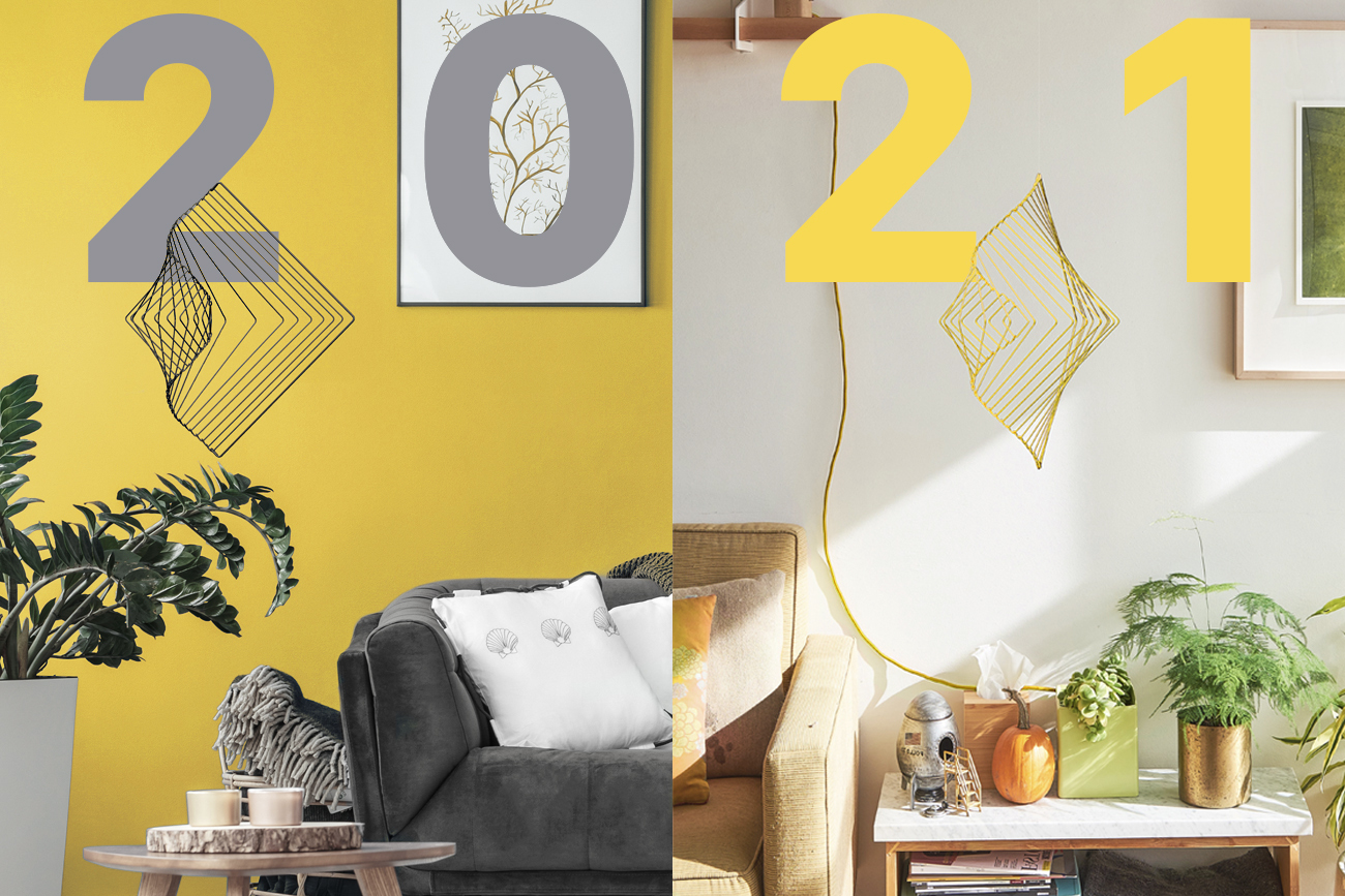 some of the hottest trends in Interior Design for 2021