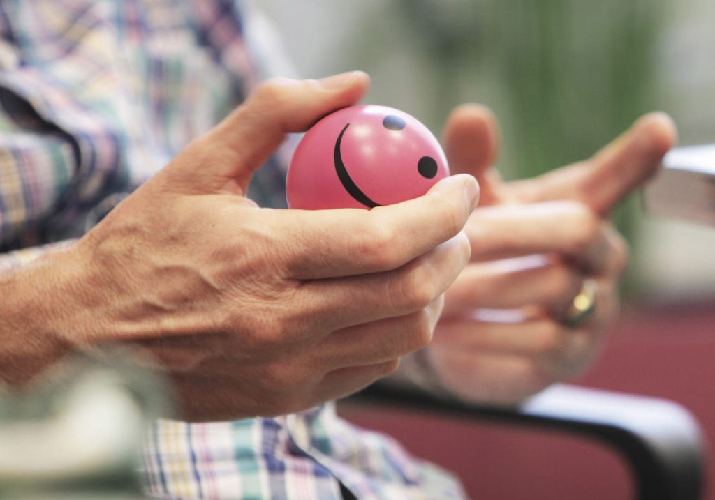 Fidgeting can counteract the health problems that come with sitting for long periods of time