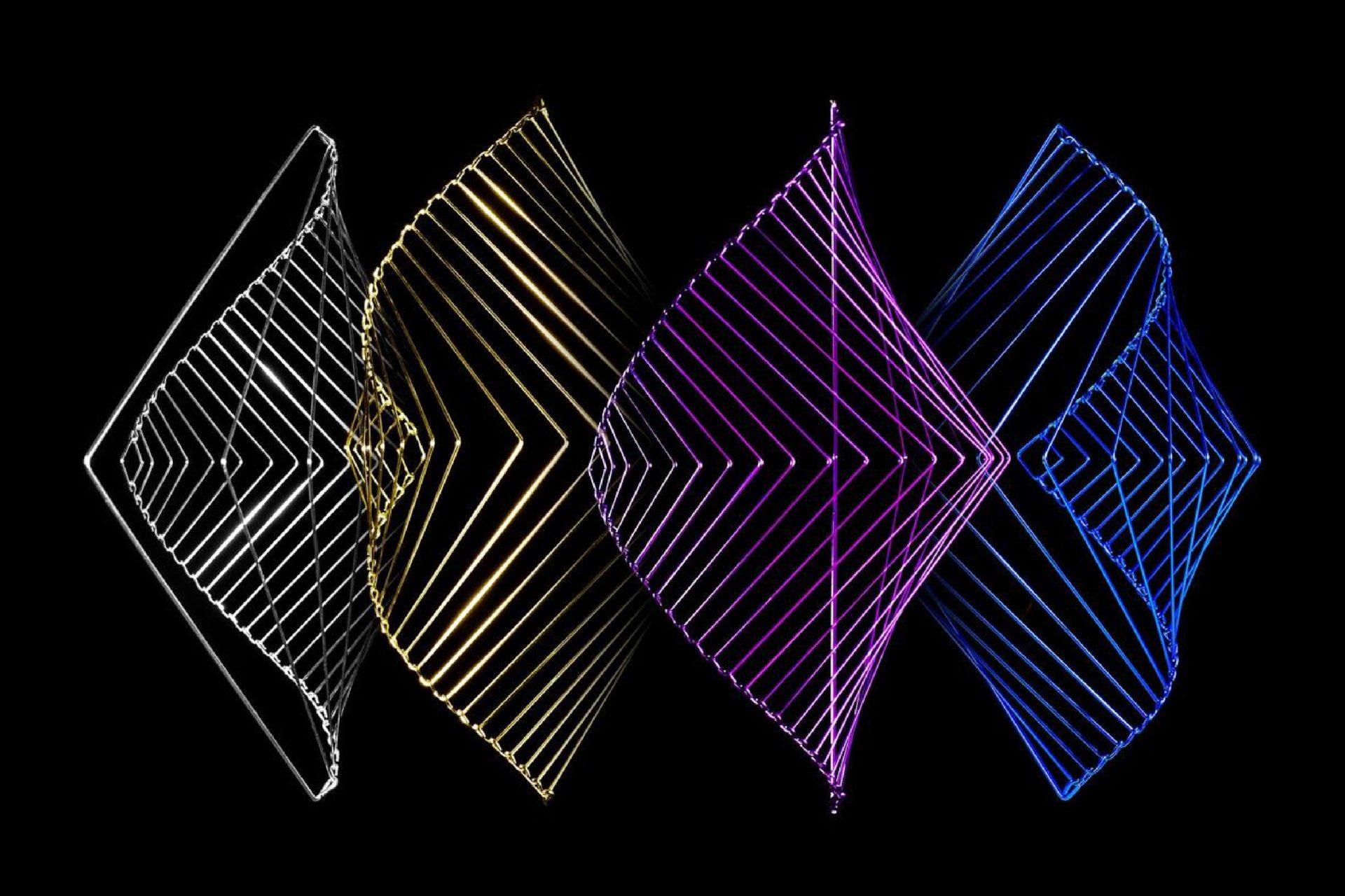 Fascinating kinetic collection of Ivan Black x Kinetrika
