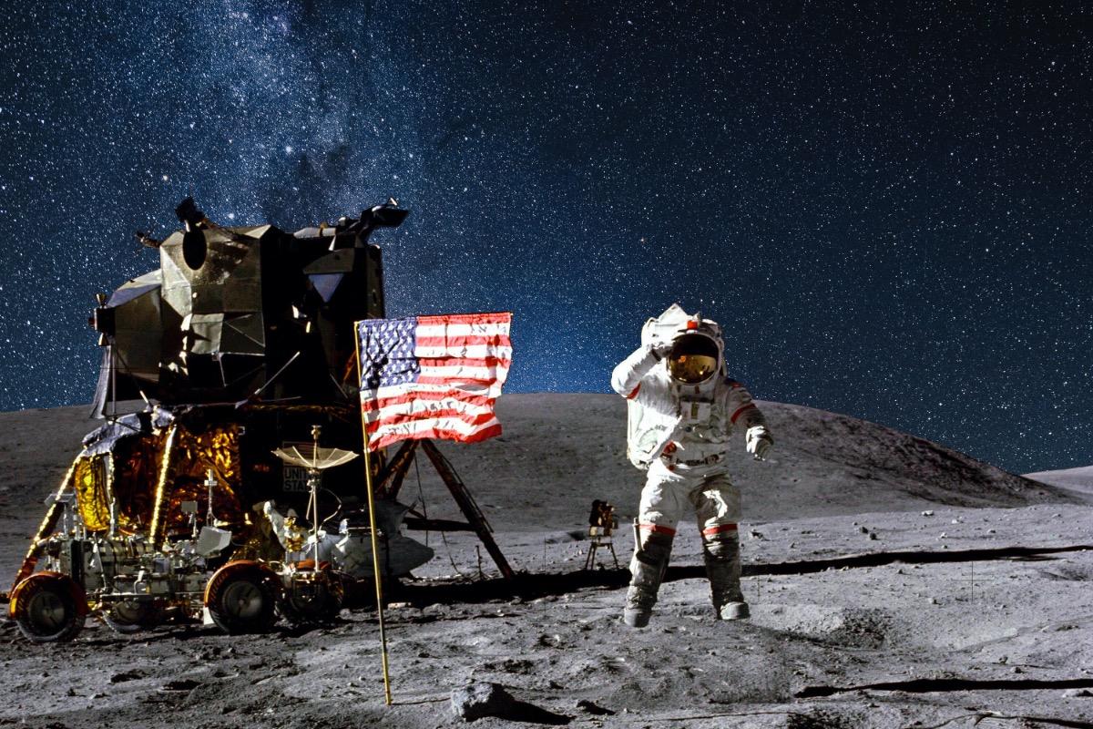 The Apollo Missions - A Celebration of Bravery