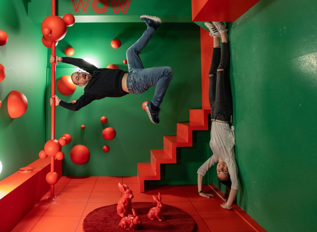 WOW Museum of Illusions, Zurich