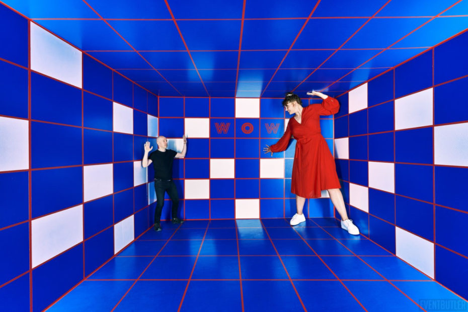 WOW Museum - Room for Illusions in Zurich, Switzerland