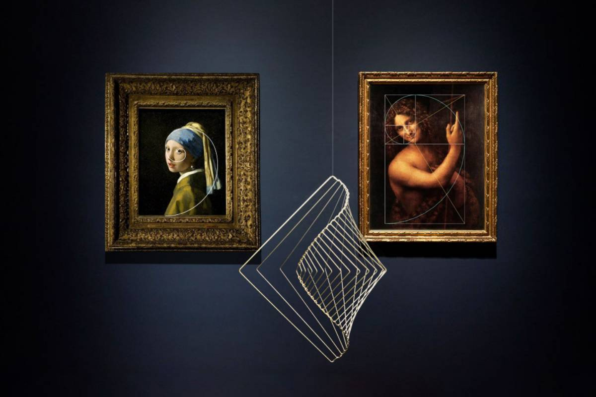 Fibonacci Sequence as Art